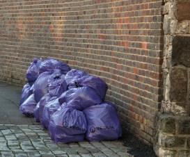 Rubbish On Metropole Road East