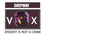 ShepwayVox         Dissent is not a Crime